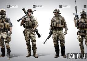 Melhor arma de Battlefield 4