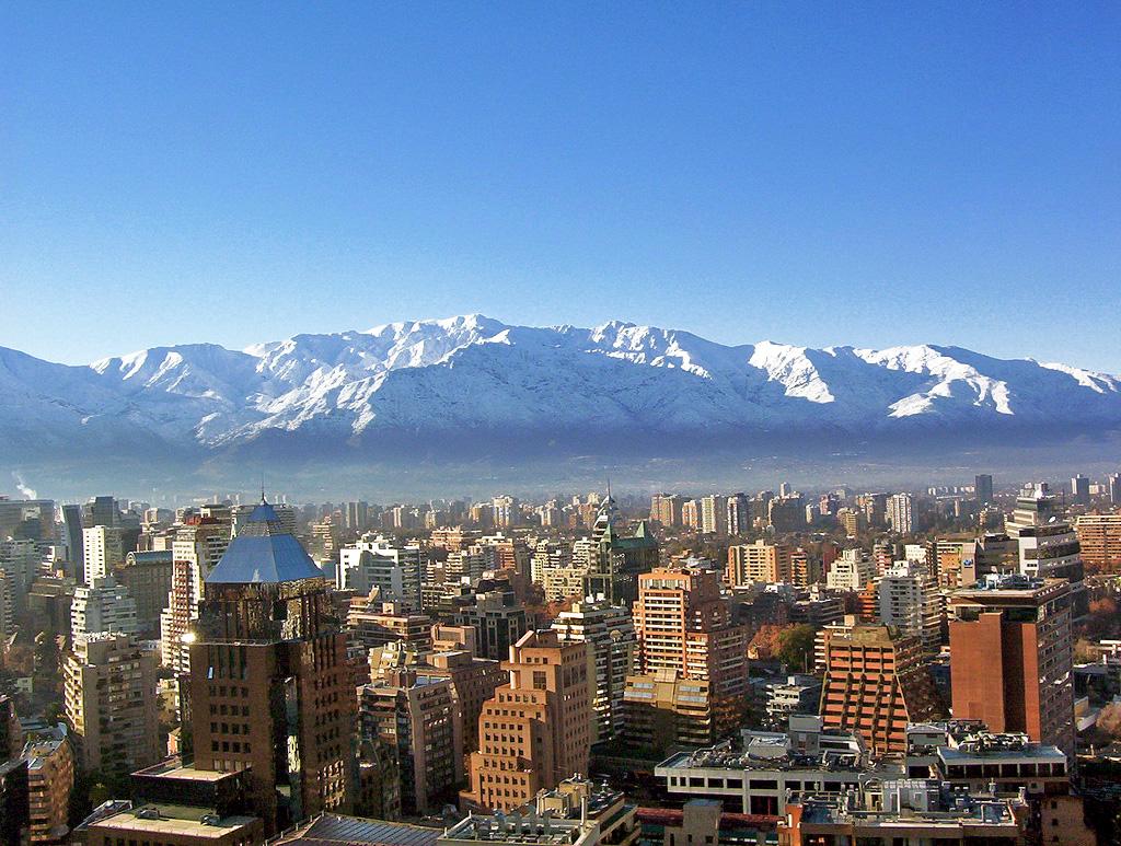 Chile e as suas atrações