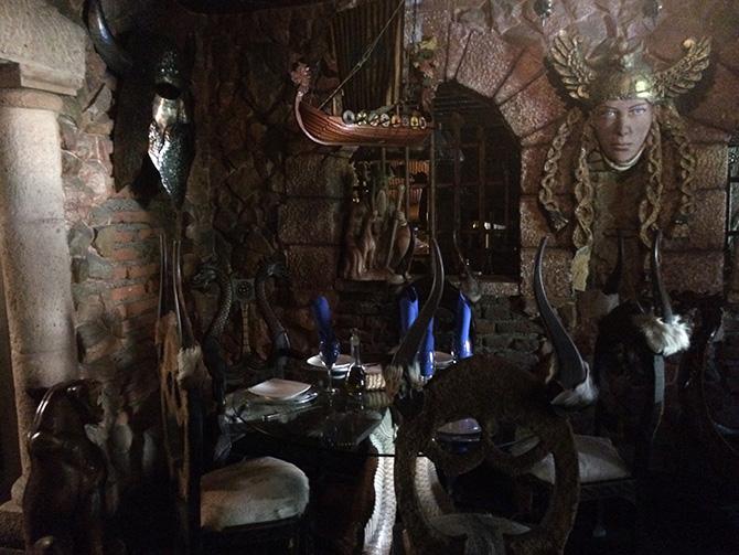 Bar temático Vikingo