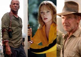Quão realistas são as improbabilidades dos filmes de ação?