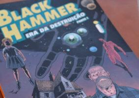 Black Hammer: Era da Destruição revela segredos inquientantes para os ex-heróis