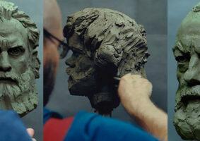 Artista cria realistas esculturas de Game of Thrones