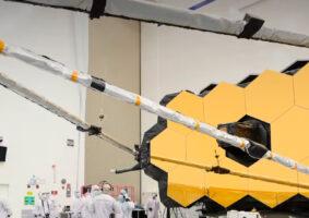 Vídeo mostra testes do telescópio Espacial James Webb