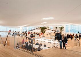 A biblioteca de Helsinque que quer sanar os medos contemporâneos com informação