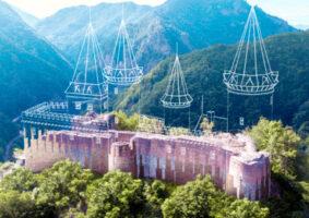 7 Castelos em Ruínas revitalizados digitalmente