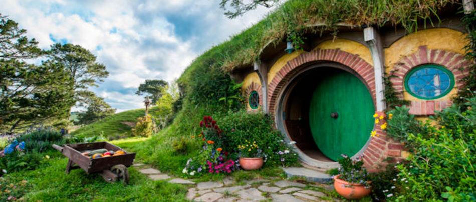 Faça um tour virtual por Hobbiton, a vila dos Hobbits na Nova Zelândia