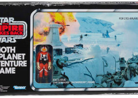 Hasbro relança boardgame clássico Star Wars Hoth Ice Planet Adventure