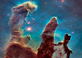As imagens mais emblemáticas do telescópio Hubble em 30 anos de missão