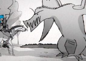 Veja o curta Como o Dragão COVID Desaparece