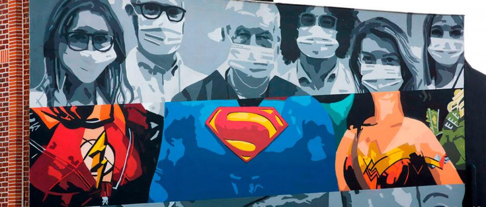 21 Grafites sobre o Coronavírus ao redor do mundo