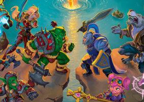 Small World of WarCraft é o novo jogo de tabuleiro do WoW