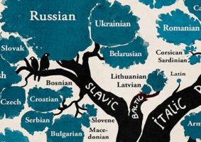 Árvore das línguas mostra a conexão entre idiomas