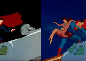 Animação de 1942 do Superman é restaurada em 4K