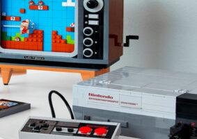 LEGO do NES junta duas paixões das crianças dos anos 90