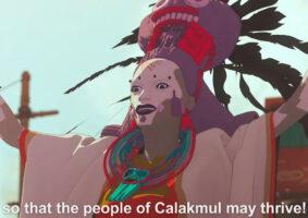 Age of Blood, um curta documentário sobre os sacrifícios Maias