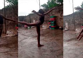 Bailarino nigeriano ganha bolsa em escola de Nova York depois de vídeo se tornar viral