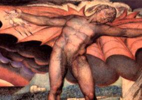 Pinturas de William Blake ganham vida em animações