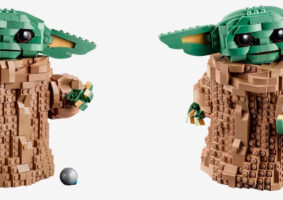 The Child: um set de LEGO do Baby Yoda