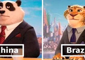 15 Detalhes da Disney e Pixar nas animações que mudam dependendo do país