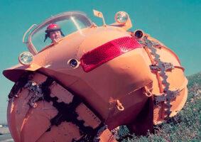 The Rhino: um carro All-Terrain experimental criado em 1954