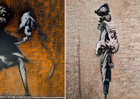 GANksy: a IA inspirada nas artes de rua do Banksy