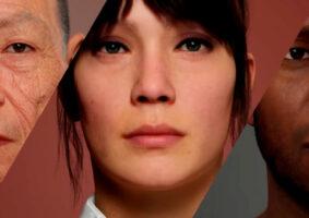 MetaHuman Creator cria humanos digitais realistas rapidamente