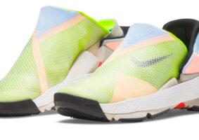 Nike GO FlyEase, o tênis que você calça facilmente sem usar as mãos