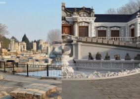 Veja como eram 6 castelos da Ásia antes de se tornarem ruínas