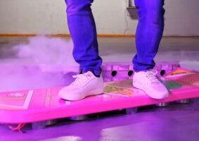 """O hoverboard real de """"De Volta para o Futuro"""" que funciona de verdade"""