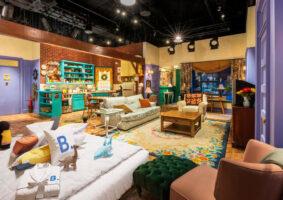 É possível se hospedar no apartamento de Friends