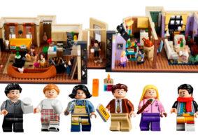 LEGO do Friends recria apartamentos da série