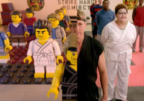8 cenas de Séries da Netflix em LEGO