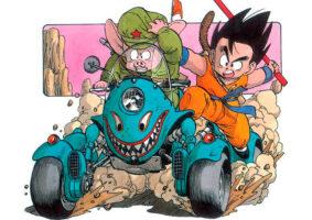 Criador de Naturo desenha Dragon Ball em comemoração aos 40 anos do mangá