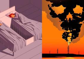 20 ilustrações reveladoras sobre a sociedade