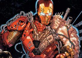 A nova armadura do Homem de Ferro é repugnante