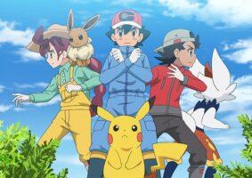 Pokémon Master Journeys: The Series, nova temporada de Pokémon será exclusiva da Netflix