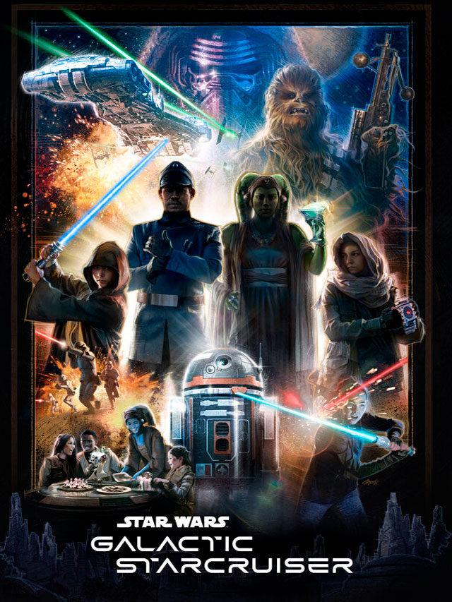 Star Wars: Galactic Cruiser, o hotel-passeio da Disney