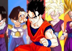 Gohan seria o protagonista de Dragon Ball Z com morte de Goku
