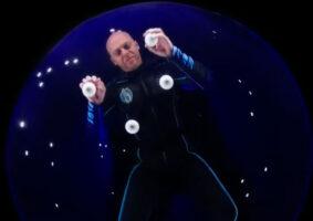 Conheça Adam Dipert, o malabarista espacial