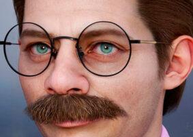Como seria Ned Flanders na vida real