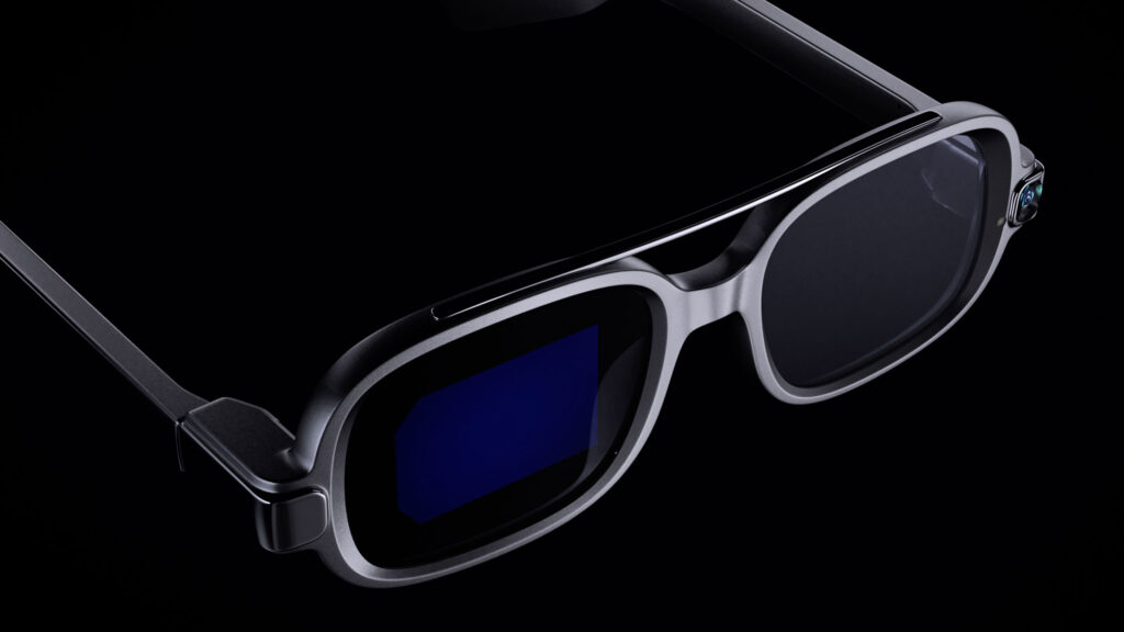 Óculos inteligentes da Xiaomi vislumbra o futuro da tecnologia móvel