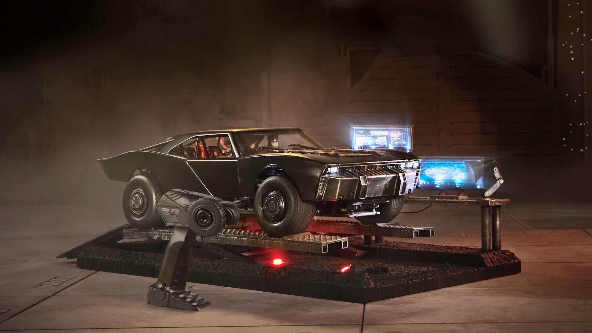 Hot Wheels do carro do Batman de 2022 custa astronômicos R$ 2.600